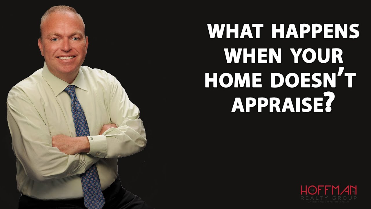 This Is What Happens When a Home Doesn't Appraise