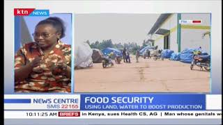 News Center: Using land,water to boost food production