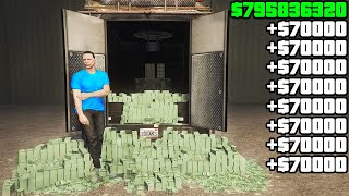 How to make $1 Million the Lazy way in GTA Online Solo (Easy Money)