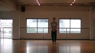宝塚受験生のバレエレッスン〜バレエ課題①振りのポイント〜のサムネイル