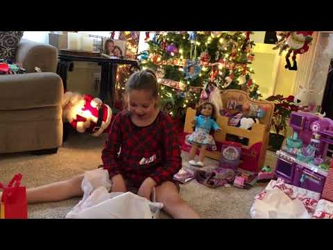 Christmas morning 2017 - Part 2