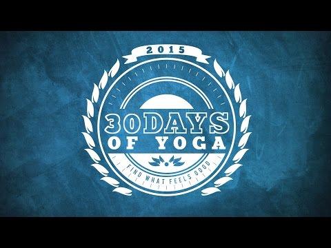 #30daysofyoga