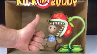Kick the Buddy Game from Cardboard