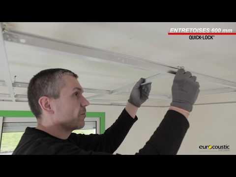 Pose Faux Plafond Parqueteur