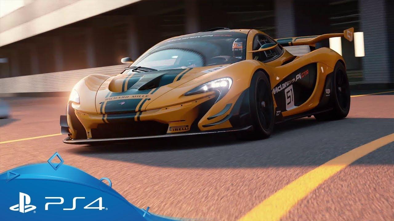 L'aggiornamento di dicembre di GT Sport aggiunge un tracciato, sette nuove auto e uno scenario stagionale di Scapes