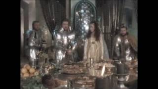Liam Neeson in Excalibur: Banquet Scene
