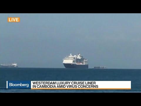 Outcast Luxury Cruise Ship Heads to Cambodia