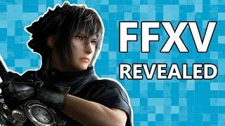 FFXV REVEALED! | Tabata Insider Info