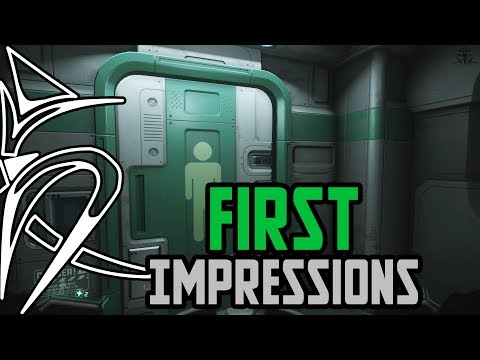 First impressions [Star Citizen]