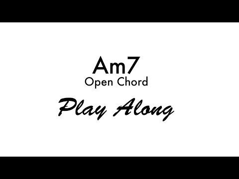 Am7 Open Chord