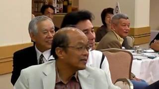 20081012佐世保北高19期生還暦同窓会(福田先生ご挨拶)