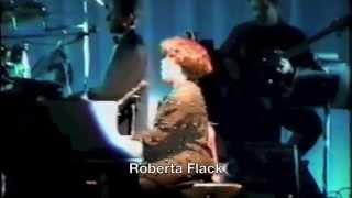 Roberta Flack Japan Tour Christmas After Party 1992