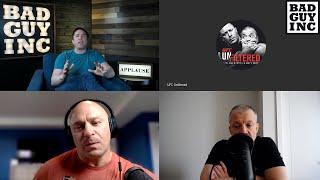 Matt Serra talks Al Iaquinta vs Mike Perry...