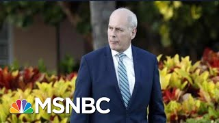 Wall Street Journal: President Donald Trump Consults On Successors For John Kelly | Hardball | MSNBC thumbnail