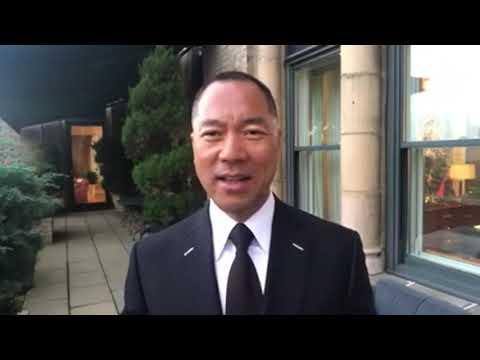 文字版:郭文贵十月四日报平安短视频 未来一,二周每天都会有新闻