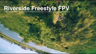 Riverside freestyle FPV Drone | ImupulseRC Apex FETtec FC & ESC