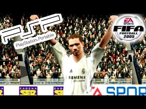 A Look @ FIFA Soccer on PSP!