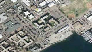Очень интересные места в Google Earth
