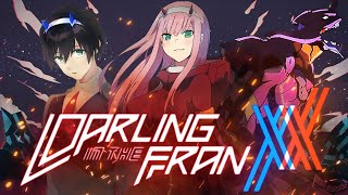 Darling in the FranXX - ПЛАГИАТ ГОДА