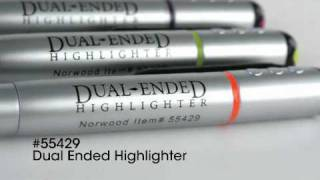 Dual Ended Highlighter