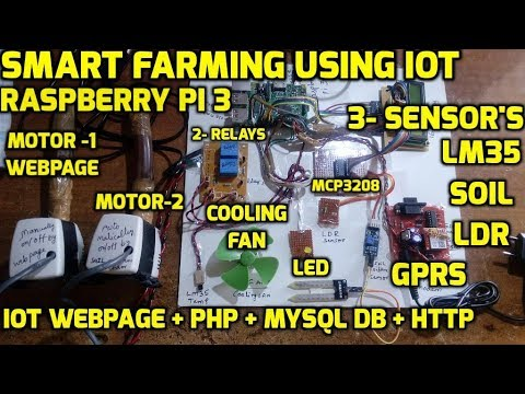 Smart Farming Using IOT Mp3