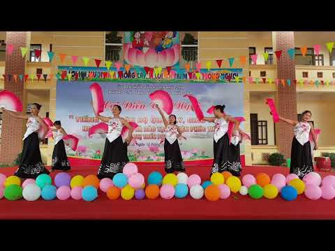 Trường TH Hiệp Thuận tham gia hội diễn văn nghệ ngành Giáo dục Phúc Thọ
