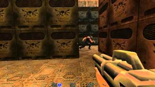 Quake 2 - All Secrets