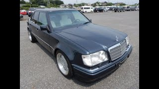 1995 Mercedes Benz E60 AMG Limited Edition we bought just recently Yes there are still some for sale