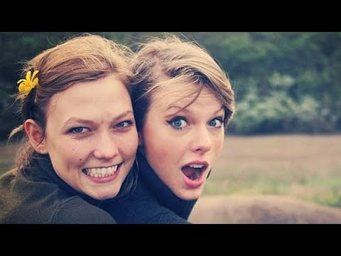 Karlie Kloss Reveals What's REALLY Going On With Taylor Swift Friendship