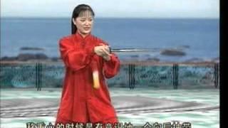 Tai Chi Yang Oficial Espada 42 Parte 09