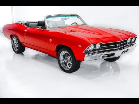 Video of Classic '69 Chevrolet Chevelle - $79,900.00 - JVGL