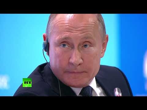 'Will work with what we have' – Putin 'not sure' if better or worse if Trump had not been elected
