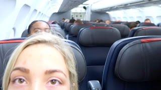 FLYING TO CHARLESTON SOUTH CAROLINA!