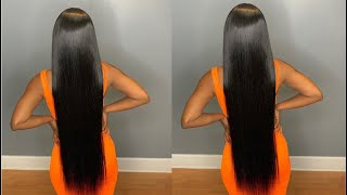 30 Inch Wig| New Lace Methods | Asteria Hair 🖤