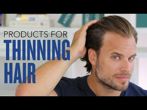 6 Grooming Products That Fight Hair Loss or Volumize Thinning Hair