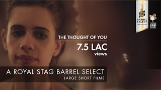 The Thought Of You, Perfect 10 winner at The Mumbai Film Festival