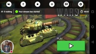 My Block Tank Wars 2 Stream