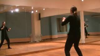 香音先生のダンス講座~リズムと回転の練習~のサムネイル画像