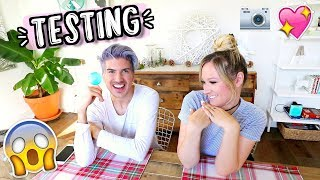 Download Youtube: Joey Graceffa and I Test Out Crazy Things!! Vlogmas Day 12!!