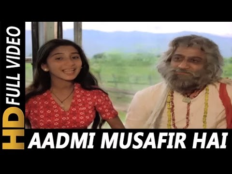 Aadmi Musafir Hai Aata Hai Jata Hai (I) | Lata Mangeshkar, Mohammed Rafi | Apnapan 1977 Songs
