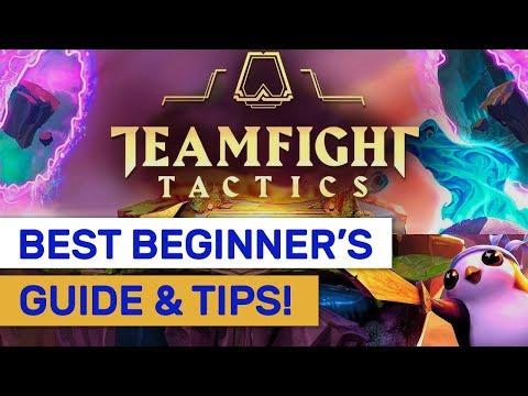 BEST Beginner's Guide & Tips! Core Mechanics Explained! | TFT | Teamfight Tactics