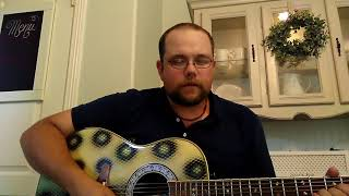 Zac Brown Band Martin and Me cover by Tanner Ray