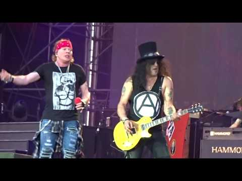 Guns n roses - Estranged Firenze 2018