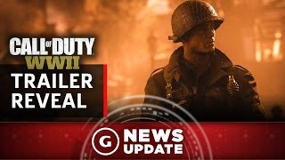 Call of Duty WW2 Trailer Revealed - GS News Update