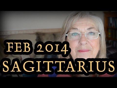 Sagittarius Horoscope for February 2014