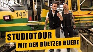 Studiotour Mit Den Büetzer Buebe | Ticketcorner