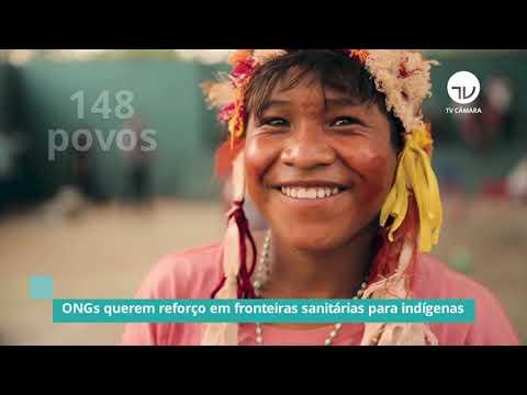 ONGs querem reforço em fronteiras sanitárias para indígenas - 10/09/20