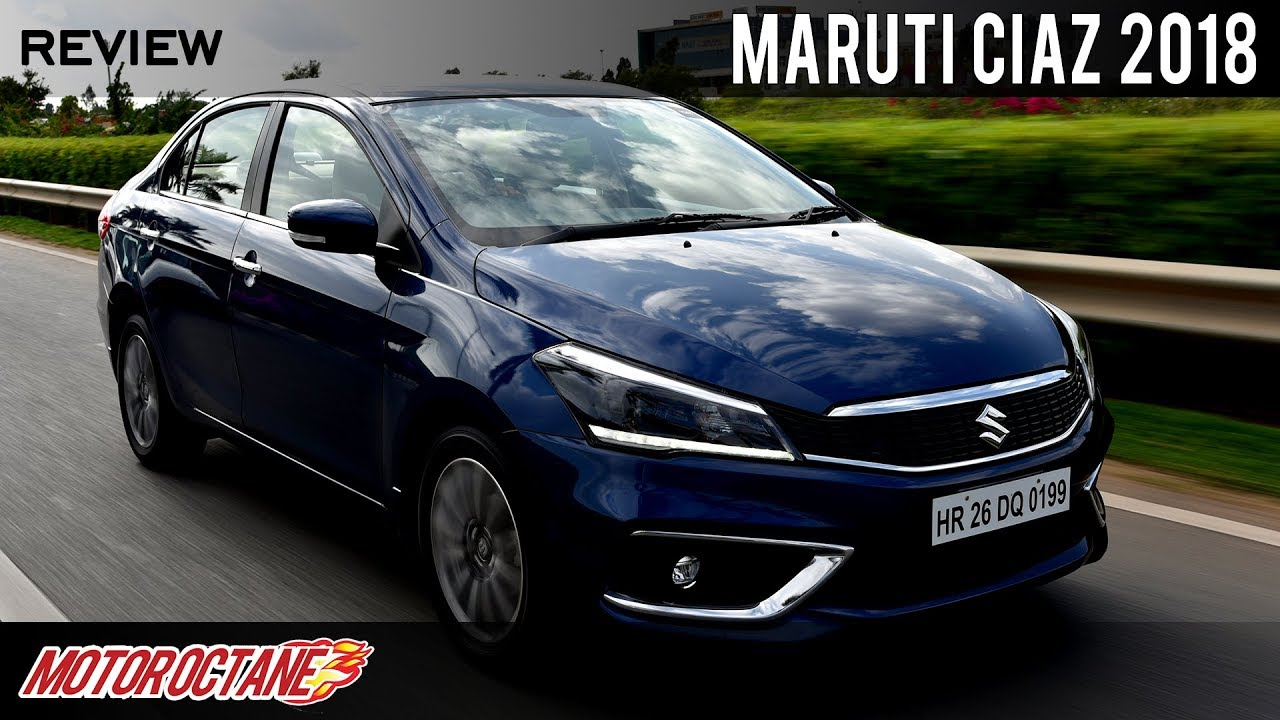 Motoroctane Youtube Video - 2019 Maruti Ciaz facelift Review | Hindi | MotorOctane