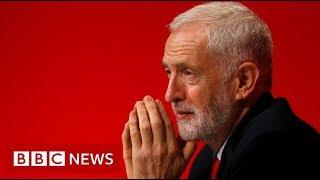 Corbyn wins crunch Labour conference Brexit vote  - BBC News