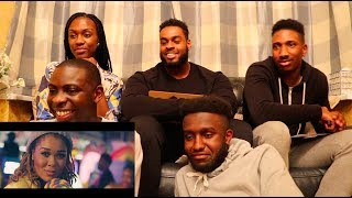 Lady Zamar   Collide ( REACTION VIDEO ) || @Lady_Zamar